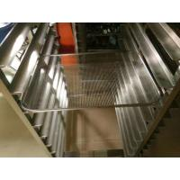 Quality Bakery Display Stainless Steel Tray Rack Trolley For The Oven Chamber wholesale