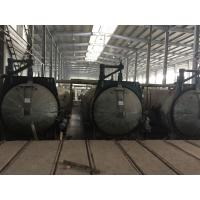 Quality ASME Standard AAC Autoclave Pressure Vessel Autoclave With Autoclaved Aerated Concrete Block wholesale