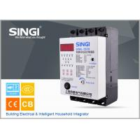 China Intelligent Auto Reclose residual current operated circuit breaker 40-630A 400V on sale