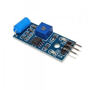 China SW-420 Motion Sensor Module Alarm Sensor Module Vibration Switch on sale