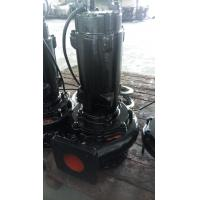 Single Stage Submersible Sewage Pump , High Efficiency Submersible Sump Pump