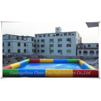 Quality Inflatable Water Polo Goal Games, Inflatable Water Pool Sports Games (CY-M2000) wholesale