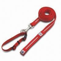 Quality Dog Leash with Collar Dog Hook, Used as Dog Belt, Made of Polyester Material wholesale