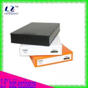 China 2.5 sata hard drive disk enclosure 1Tb sata hdd case/caddy/aluminum box on sale