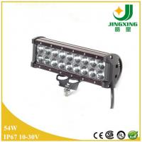 Quality Excellent 9-32v 9 inch 4200lum cree 54w atv led light bar wholesale