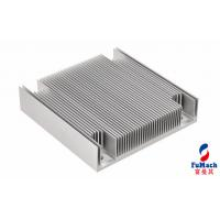 China Extrusion Heat Sink Profiles Aluminium 6063 Material For Industry Parts on sale