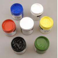 Quality 250ml Custom Logo Colourful Primary Paint Colors Wall Paint Set Inter - Mixable wholesale