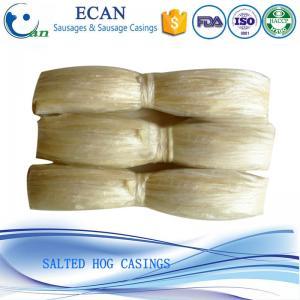 China Good Taste Sausage Salted Hog Casings40/42  A Salted Sheep Casing/Sausage casings with Standard Packing on sale