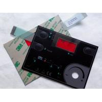 Tactile Touch Membrane Switch Assembly For TV Remote Control
