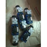 China Rexroth Directional spool valves, direct operated with solenoid actuation 4WE6HA6X/EG24N9K on sale