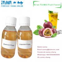 Quality High quality Xi'an TAIMA high concentrate Passion Fruit Flavor liquid for Vape wholesale