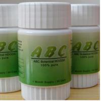 Quality ABC Botanical Hoodia Slimming Capsules Weight Loss Acai Berry ABC Slim Fast Weight Loss Pills Safe Slimming Capsules ABC wholesale