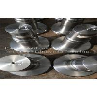 Quality 18CrNiMo7-6 8822H 4140 4330 Alloy  Steel Open Die Forged Shaft Heat Treatment And Machined wholesale