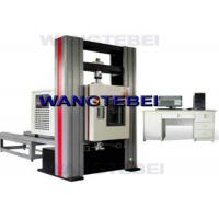 Quality WTD Digital Material Strength Testing Machine Computerized 0.01-50 KN/S Force Speed wholesale