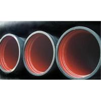 China ductile iron k9 pipe on sale