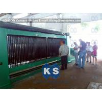 Buy cheap Heavy Hexagonal Wire Netting Machine For Making Double Twist Gabion Boxes from wholesalers