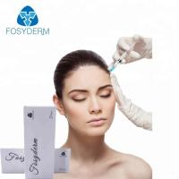 Quality Safe and Effective 1ml Fine Hyaluronic Acid Dermal Filler Injection For Face wholesale
