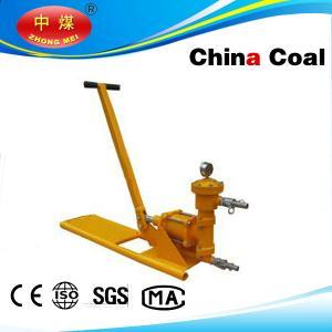 China ZMB-3 Single cylinder piston grouting pump on sale