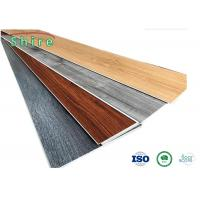 China LVP Flooring Embossed PVC Sheet Click LVT LVP Vinyl Plank Commercial Use on sale