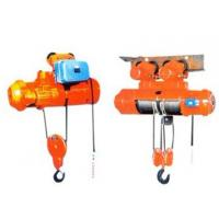 Quality Double speed wire rope motor hoist manaufacturer wholesale