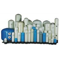 Quality Water Treatment System Blue Water Filter Tank wholesale
