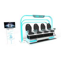 China 1080P HD 9D Cinema Simulator With Specific Motion Platform High Resolution on sale