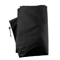 Quality Wide Compatibility Black Oxford Furniture Cloth Dust Covers wholesale