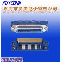 14 Pin DDK Centronic PCB Right Angle Female Ribbon Connector Certified UL