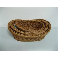 Quality Hand Made Rattan Storage Baskets  wholesale