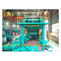 Quality 0-3000mm/min Upcast Continuous Casting Machine for Copper Rod wholesale