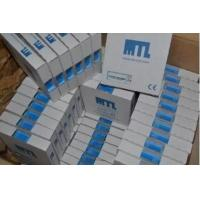 Quality MTL4581 Barrier 1ch mV/THC isolator for low-level signals wholesale