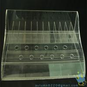 Quality acrylic cd storage box wholesale