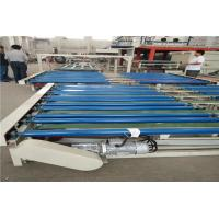 China Eco-Friendly Fireproof Automatic Lightweight Mgo Curtain Wall Board Production Line on sale