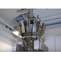 China Full Automatic Pouch Packing Machine for Salt / Sugar Granule Filling High Speed on sale