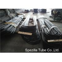 Quality U Bend Stainless Steel Heat Exchanger Tube ASME SA213 Seamless Nickel Alloy Pipe wholesale