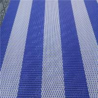 China Vinyl Coated Solid Color Shade Mesh Tarps Hot Resistant High Tensile on sale