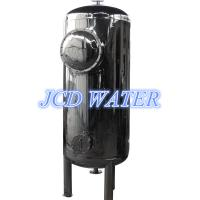 Buy cheap Stainless Steel Multimedia Industrial Water Filter Housing For Pre-Treatment from wholesalers