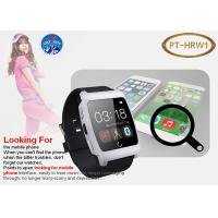 Quality Heart Rate Monitor Smart Bluetooth Watch Phone Manufacturer Anti-theft NFC wholesale