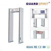 Quality 255 Level Video Monitor Walk Through Security Metal Detectors High End Occasion Inspection wholesale