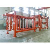 Quality Professional AAC Block Vertical Cutting Machine For Fly Ash Block Plant wholesale