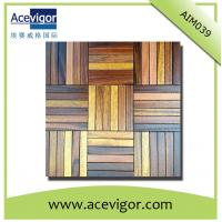 Quality Wood decoration mosaic wall panel for crafts wholesale