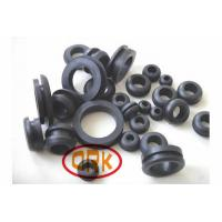 Quality Pipe NBR / Silicone Rubber Grommets , Waterproof Grommet Seal ROHS FDA wholesale