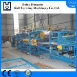 Quality Lightweight Concrete Sandwich Panel Production Line 4m / Min Work Capacity wholesale