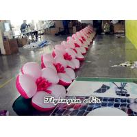 Quality Wholesale 5m/6m/8m/10m Inflatable Wedding Flower Chian for Sale wholesale