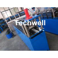 Quality Gi Coil Furring Channel Cold Roll Forming Machine Guiding Column Form Structure wholesale
