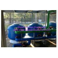 China Diameter 1400 Commercial Fibreglass Swimming Pool Sand Filters Pools Filtration on sale