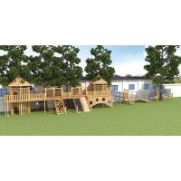 China Moetry Treehouse Series Outdoor Children's Playground - Medium Size - Customization Available for sale