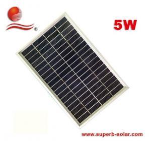 Quality 5W Solar Panel (CKPV-050W-6P36) wholesale