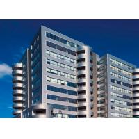 Quality Easy Installation Aluminum Curtain Wall For High Rise Buildings / Large Public Buildings wholesale