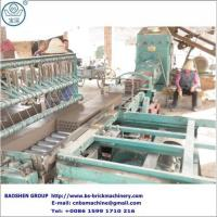 China Brick cutter for clay brick machinery production line on sale